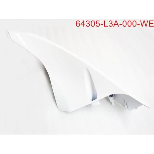 SPOILER GAUCHE BLANC WH-005C