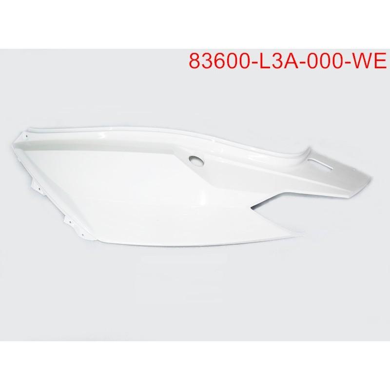 FLANC G BLANC WH-005C SANS DECO
