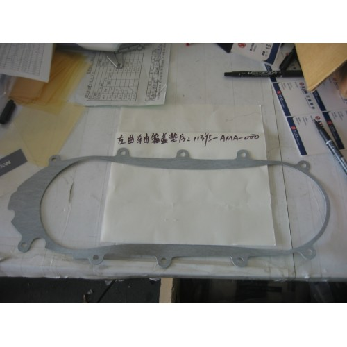 L. CRANK CASE COVER GASKET