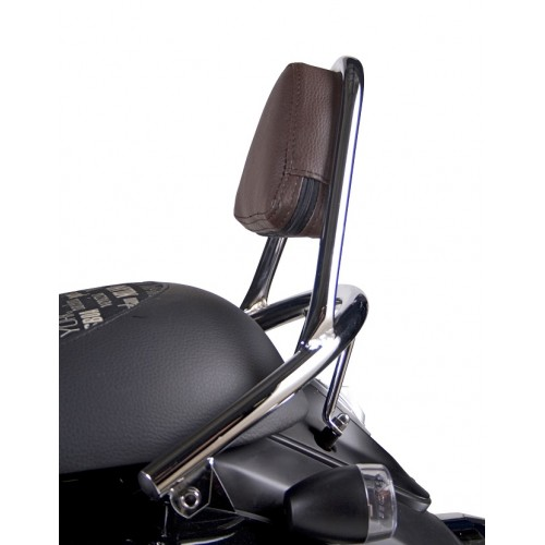 SISSY BAR+SEAT SUPPORT BROWN
